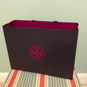Medium Tory Burch Shopping Bag